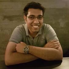 Henkilön Pranay käyttäjäprofiili