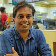 Gebruikersprofiel Chandrashekar