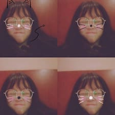 馨予 felhasználói profilja