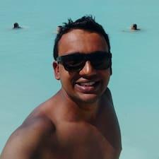 Edvaldo User Profile
