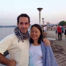 Cecilia & Stephane User Profile