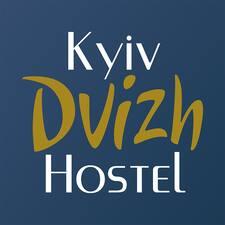 Henkilön Dvizh käyttäjäprofiili