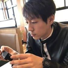 Perfil do usuário de Yuri