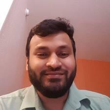 Henkilön Rahul Kumar käyttäjäprofiili