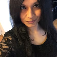 Profil utilisateur de Anjanie
