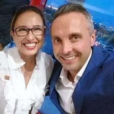 Milene Lima & Ádamo User Profile