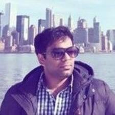Uday Krishna felhasználói profilja