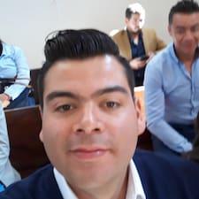Profil utilisateur de Mario Edgar