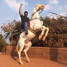 Profil utilisateur de Sandeep