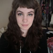 Profil utilisateur de Kate