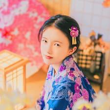 钰昕 felhasználói profilja