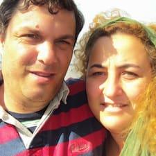 Maria Fernanda User Profile