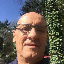 Vince felhasználói profilja