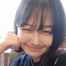 Perfil do usuário de 예진