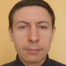 Yurii User Profile
