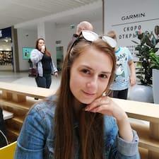 Антонина felhasználói profilja