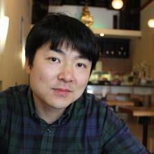 Jang-Wook的用戶個人資料