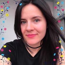 Perfil do utilizador de Kateryna