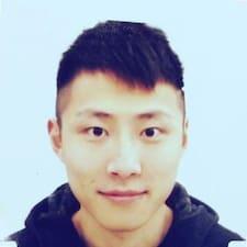 Perfil do usuário de Teng