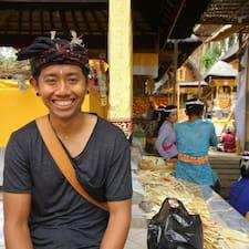 Profil utilisateur de Budi