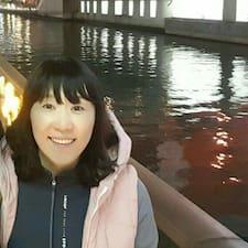 Användarprofil för Hyunjoo (현주)