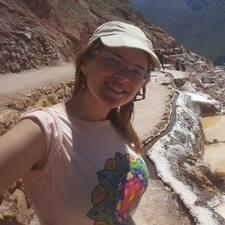 Cecilia Natalia - Uživatelský profil