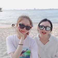 Perfil do usuário de 유진