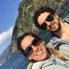 Perfil de usuario de Melisa & Ignacio