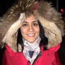 Anju - Uživatelský profil