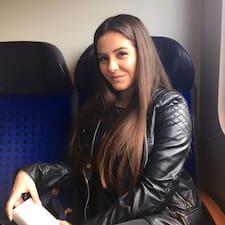 Profil utilisateur de Anna Victoria
