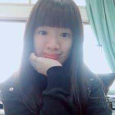 詩璇 felhasználói profilja