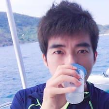Профиль пользователя Kwanghee
