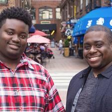 Profil utilisateur de Robert & Todd
