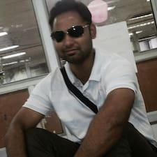 Nishant felhasználói profilja