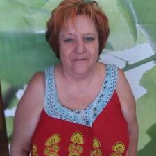 Henkilön Mari käyttäjäprofiili