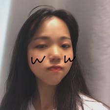 Profil utilisateur de 嘉茹