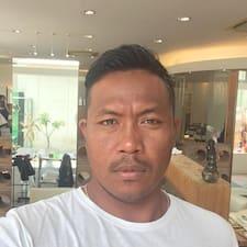 Profilo utente di Putra