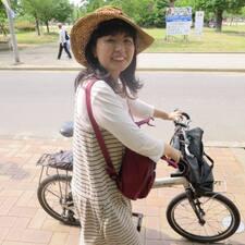 Fukiko felhasználói profilja
