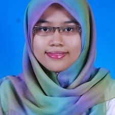 Syafiqah User Profile