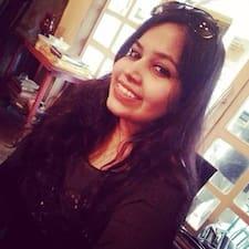 Profil utilisateur de Pooja