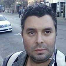 Perfil do utilizador de Mohamed