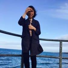 Henkilön Xinyue (Clara) käyttäjäprofiili