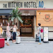 Profil utilisateur de The Kitchen Hostel Ao