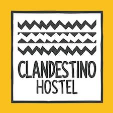 Clandestino Hostel User Profile