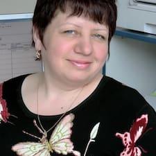 Gebruikersprofiel Людмила