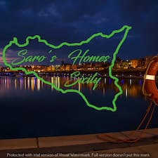 Gebruikersprofiel Saro's Homes Sicily