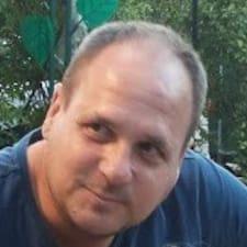 Guy felhasználói profilja