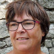Henkilön Marie-Dominique käyttäjäprofiili