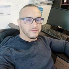Rafik felhasználói profilja