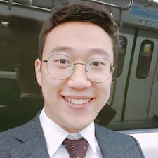 Perfil do utilizador de 준연